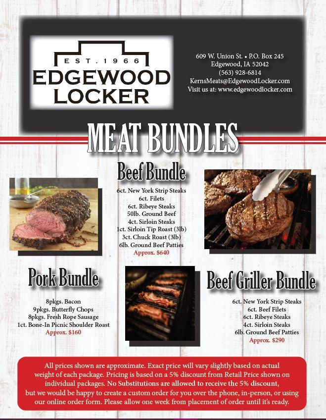Meat Bundles